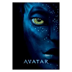 Avatar. Размер: 35 х 50 см